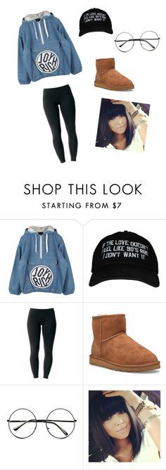 """""""Untitled #41"""" by ash1243 ❤ liked on Polyvore featuring Joyrich, Joe Browns, UGG Australia and Retrò"""