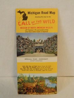 Call of the Wild Museum, Gaylord, Michigan