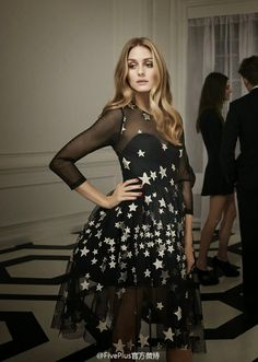 Olivia Palermo For Five Plus By Zac Posen