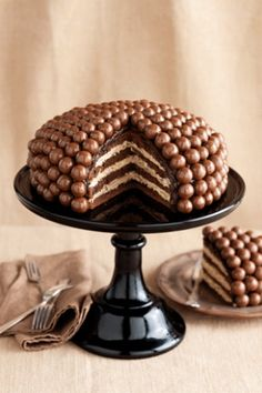 Maltesers Cake - Danisnotonfire would LOVE this!!