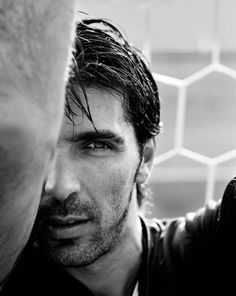 Gianluigi Buffon, seriously one of the best goalkeepers!