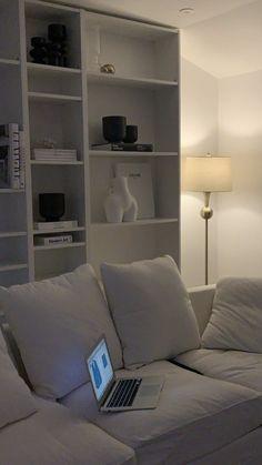 Dream Home Design, Home Interior Design, Luxury Kitchen Design, Living Room Decor, Bedroom Decor, Dream Apartment, Apartment Sofa, Apartment Interior, Aesthetic Room Decor