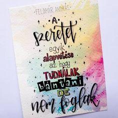 Bea Királyfalvi Hand Lettering (@betuk_es_pont) • Instagram-fényképek és -videók Hand Lettering, Cover, Books, Instagram, Libros, Handwriting, Book, Calligraphy, Book Illustrations