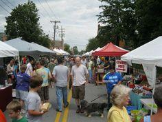 Saturday is Market Day at Charles Town Farmers Market in West Virginia 8am - noon at 100 South Samuel Street http://www.farmersmarketonline.com/fm/CharlesTownFarmersMarketWV.html
