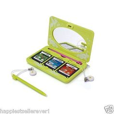 Nintendo DS Brand New Fairy Fairies Disney DS LIte Hard Case Includes 2 Stylus