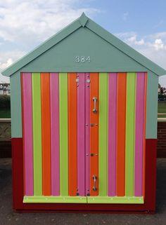 Hove beach hut