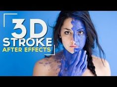 Trapcode Stroke After Effects Tutorial Adobe After Effects Cs6, Adobe After Effects Tutorials, Effects Photoshop, Video Effects, Photo Effects, Visual Effects, Photoshop Design, Photoshop Elements, Adobe Photoshop