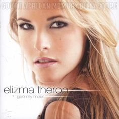 ELIZMA THERON - Gee My Meer - South African Afrikaans CD SELBCD672 *New*