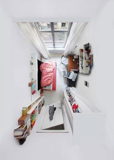 A Room With a View (From Above)