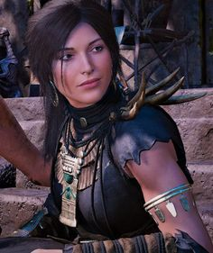 La imagen puede contener: 1 persona Tomb Raider Game, Tomb Raider Lara Croft, Raiders Pics, Laura Croft, Videogame Art, Video Games Girls, Military Girl, Gaming Wallpapers, Video Game Characters