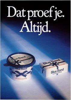 blue band vintage - Google zoeken