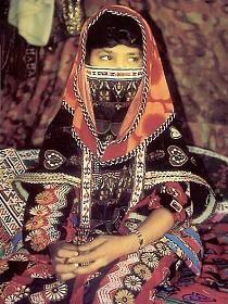 Rashaida woman - Eritrea