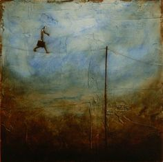 Antoine Jossé 1970 ~ Surrealist sculptor and painter Paper Clay, Paper Mache, Water Art, Assemblage Art, Caricature, Les Oeuvres, Painting & Drawing, Illustration Art, Fine Art