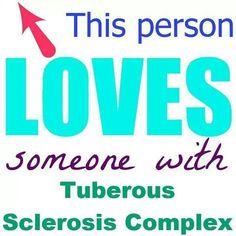 Tuberous Sclerosis awareness