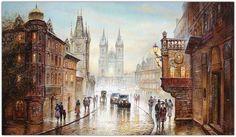 Дождливая Прага Светланы Ясеневой: u3poccuu