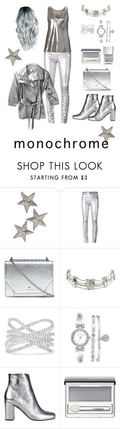 """""""Untitled #746"""" by leaff88 ❤ liked on Polyvore featuring Étoile Isabel Marant, French Connection, Banana Republic, Christian Dior, Effy Jewelry, Anne Klein, Yves Saint Laurent, Clinique and Nails Inc."""