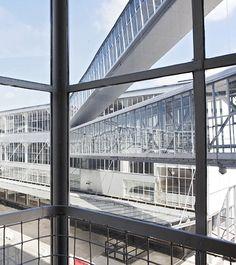 Om onze klanten in Zuid-Holland goed te kunnen bedienen werken wij op flexibele basis werken wij vanuit de Van Nelle Fabriek in Rotterdam.