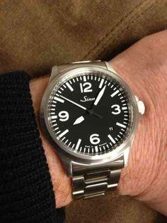 Photo 1 of 1 Sinn Watch, Luxury Watches, Omega Watch, Thing 1, Album, Bracelets, Fashion, Watches, Fancy Watches