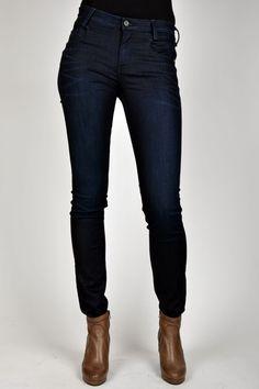 New G-Star Raw collection - Zie hier de Radar Racer H.W. Skinny jeans.