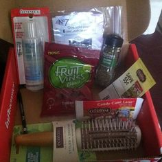 Received this #Complimentary  #frosty #voxbox from  #Influenster