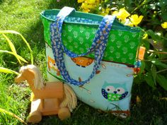 Toy Tote Bag..