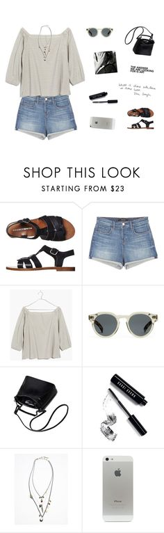 """don't say you're hurting without the scars"" by made-of-starlight ❤ liked on Polyvore featuring Windsor Smith, J Brand, Madewell, Illesteva, Bobbi Brown Cosmetics and Free People"