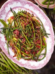 How To Cook Asparagus   Vegetables Recipes   Jamie Oliver Recipes