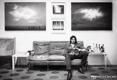 Ernesto Morales, Photo by Paolino Bacino