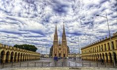 A cathedral in  Lujan, ...Argentina