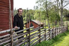 Gammaldags hantverk: Så bygger du en egen gärdesgård | LAND.se
