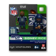 OYO Figurine NFL - Sidney Rice
