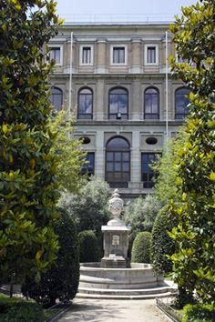 4 Secret Gardens in Madrid