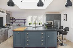 A Grand Design in Malmesbury - Sustainable Kitchens