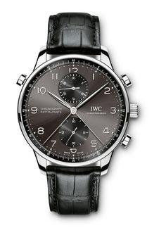 IWC Schaffhausen lanza tres relojes Portugieser Chronograph Rattrapante