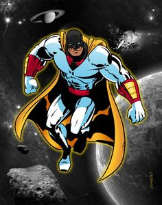 Space Ghost by Michael Crutchfield