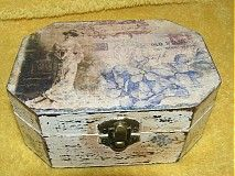 box Cool Art Projects, Decoupage, Hobbies, Decorative Boxes, Fun, Crafts, Handmade, Manualidades, Hand Made