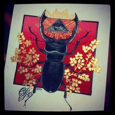 Artwork by Jasmin Austin