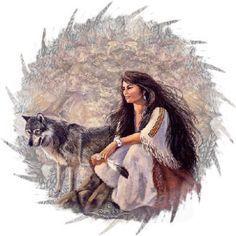 Uma Alma Mística de Ser...: Resgate de Sua Mulher Selvagem