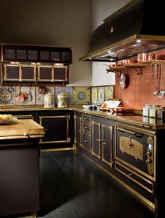 Marvelous Décor : Steampunk Décor/Neo-Victorian Décor/Kitchen idea