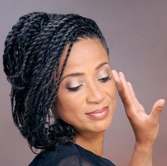 Two Strand Twist Natural Hairstyles for Black Women - Enhance your beauty with hair care tips and tutorials on SherrysLife.com!