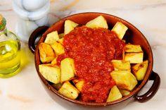 Spanish-Inspired Tapas Recipe: Spicy Patatas Bravas