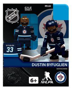 Dustin Byfuglien Winnipeg Jets NHL HOCKEY OYO Mini Figure LEGO compatible G1 in Sports Mem, Cards & Fan Shop | eBay