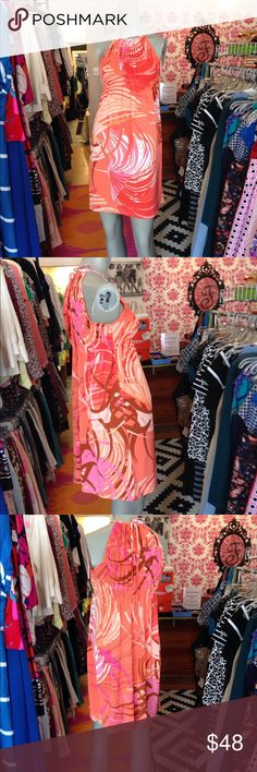 Boston Proper dress Sleeveless dress. Great condition Boston Proper Dresses Mini