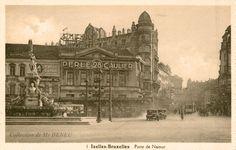 Bruxelles Ixelles La Porte de Namur