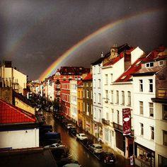 Rainbow , rue du Page, Brussels.