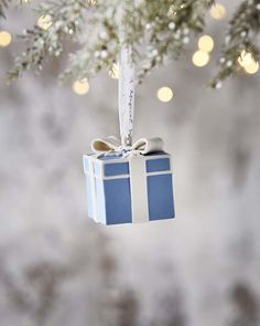 Shop 2018 Present Ornament from Wedgwood at Horchow, where you'll find new lower shipping on hundreds of home furnishings and gifts. Magical Christmas, Blue Christmas, Christmas Balls, All Things Christmas, Christmas Tree, Outdoor Christmas Decorations, Holiday Decor, Stocking Tree, Wedgwood