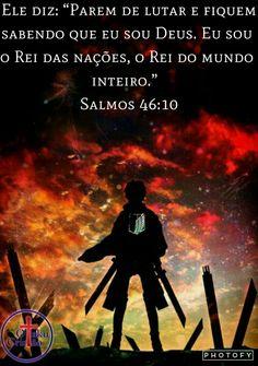 Otaku Cristão Ymir, Otaku, Movies, Movie Posters, Fictional Characters, Christ, Dios, Psalm 46, Films
