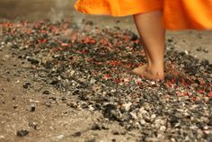 A bed of embers can exceed 1000°F, and the world's hottest firewalk in 1997 actually topped 1750°F—the same temperature used for cremations. But with the right preparation, experts prance across them with barely a blister.