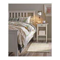HEMNES Estrutura de cama - 140x200 cm, - - IKEA