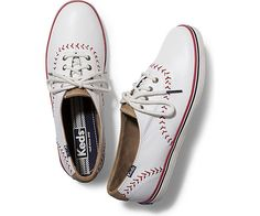 KEDS CHAMPION PENNANT LEATHER. #keds #shoes #